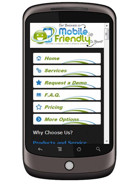 mobilefriendly.ie